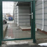 Ворота и калитки для секционных ограждений