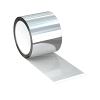 Односторонний соединительный металлизированный скотч Fixit МС-1