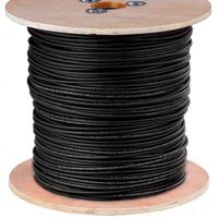 Солнечный кабель 6мм2, черный