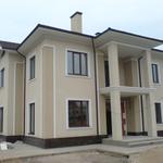 Применение тонировки красок для фасада в Олевске