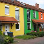 Применение тонировки красок для фасада в Хорошеве