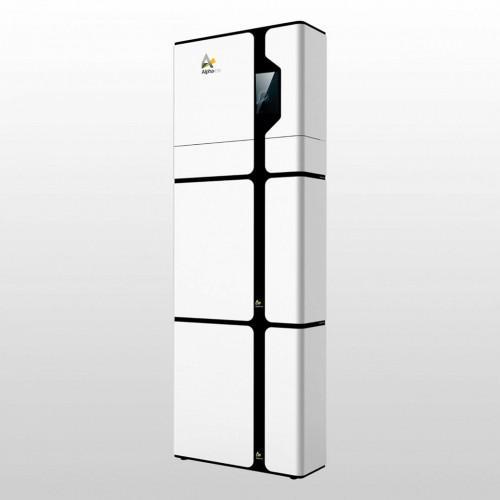Новое дизайнерское решение гибридного инвертора от компании AlphaESS